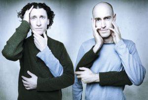 Talant – Les instants disjonctés – The Umbilical Brothers